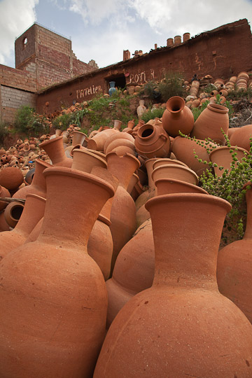 Pottery Factory, Morocco