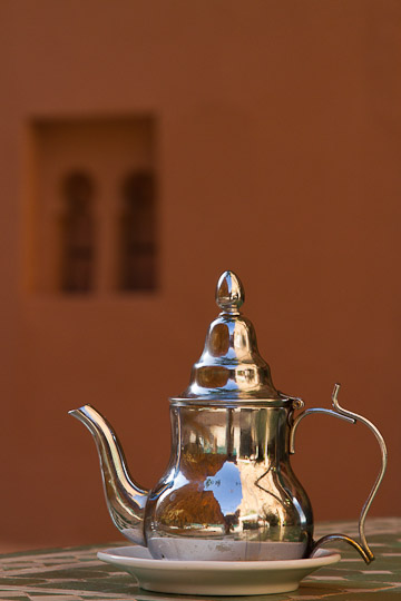 Tea Pot, Morocco