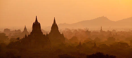 Burma: Spirit of Place
